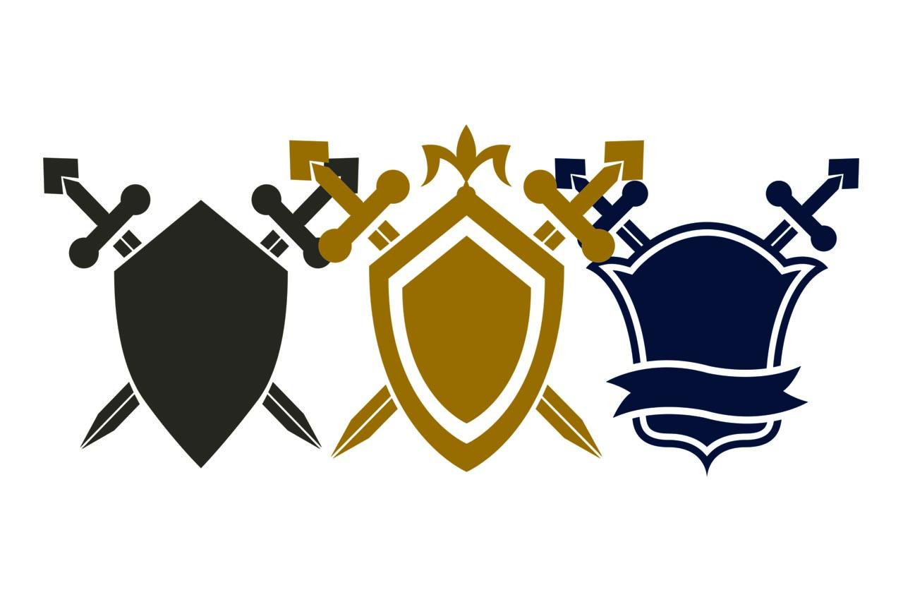 3 shields representing the importance of wordpress maintenance