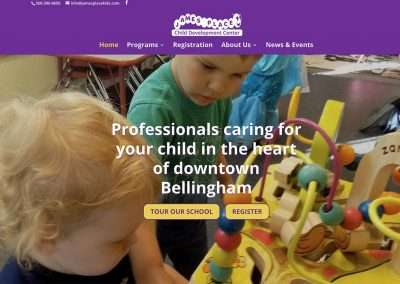 James Place Kids – WordPress Website Design
